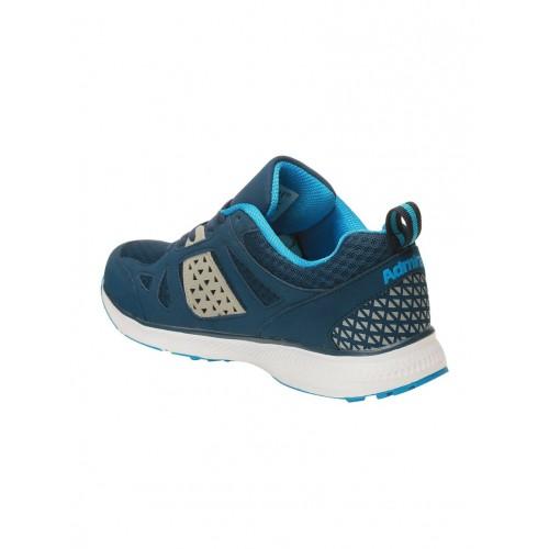 Admiral Men Court Black R.Blue Tennis Shoes