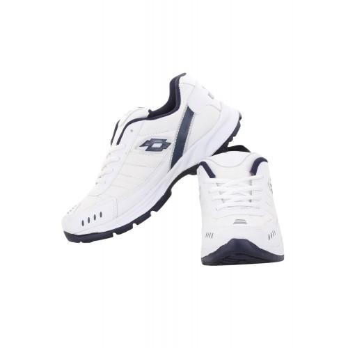 Feet Culture white Leatherette sport shoe