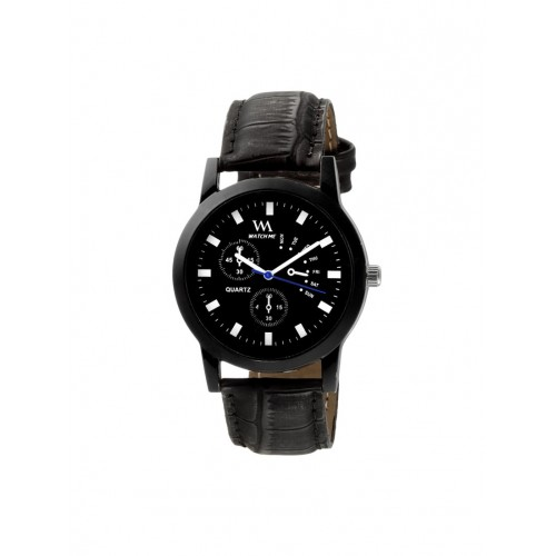 Watch Me Analog round Dial Watch