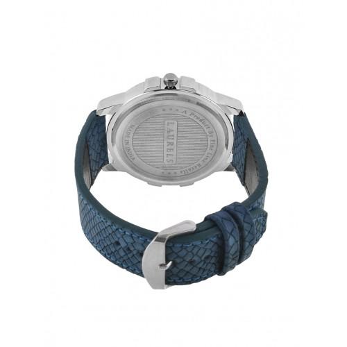 Laurels Invictius 6 Analog Blue Dial Men's watch Lo-Inc-603