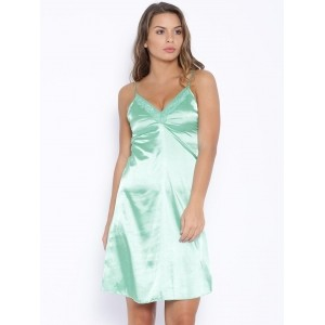 SDL by Sweet Dreams Mint Green Baby-Doll