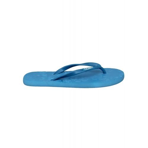 Firemark blue rubber flip flop