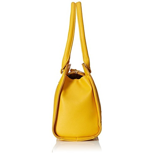 Caprese Women Yellow Satchel