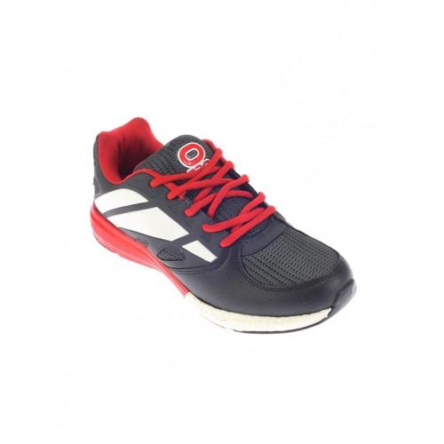 Khadims red Leatherette sport shoe