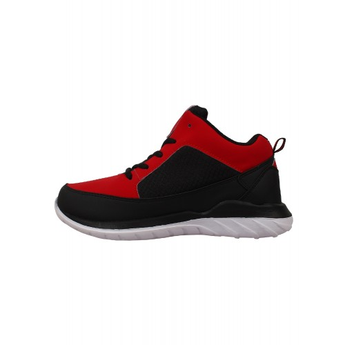 Aero Red Mesh sport shoe