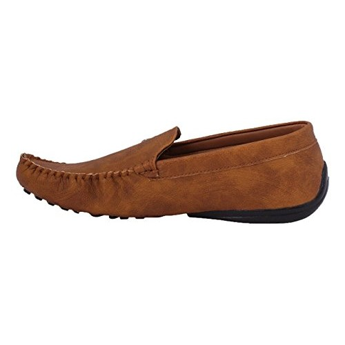 Butchi men's synthetic leather loafer