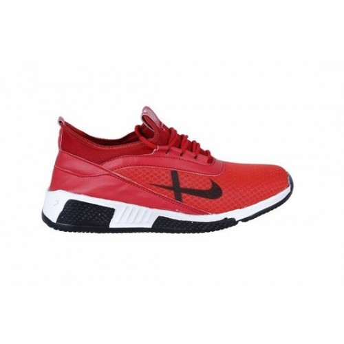 shoebook  Red Running Shoes