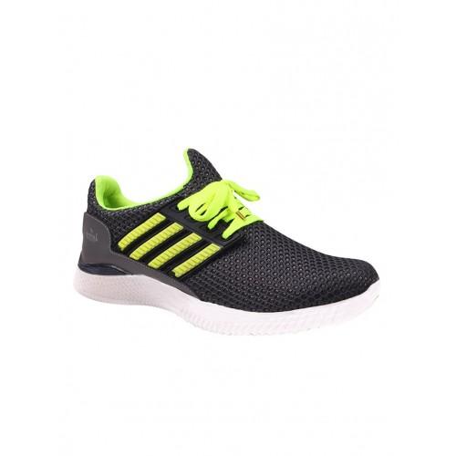 Butchi Classic Grey Mesh Sport Shoes For Men (SP201620 - $p)