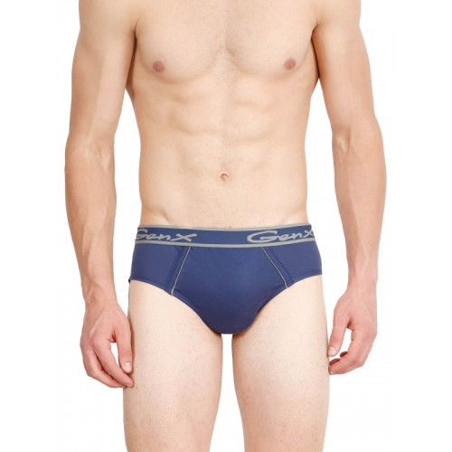 GENX Men Briefs GENX GUSTO OE-FH-Pack of 2