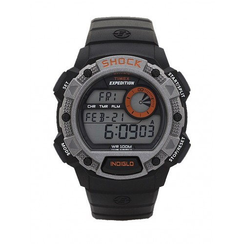 Timex TIMEX EXPEDITION DIGITAL GREY DIAL MEN'S WATCH - T49978