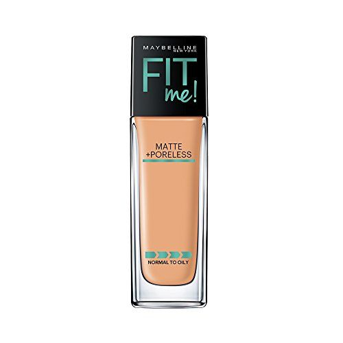 Maybelline New York Fit Me Matte with Poreless Foundation, 230 Natural Buff, 30ml
