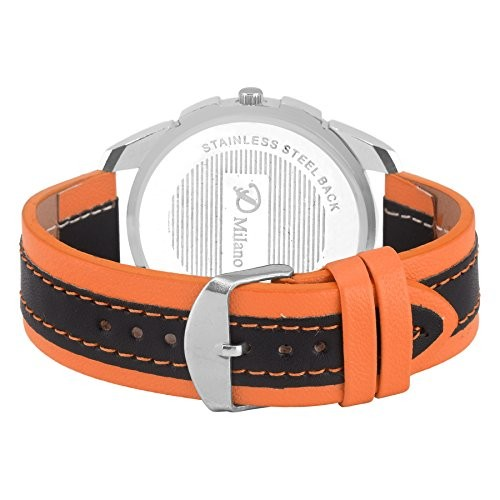 D'Milano Men Tangy Sporty Analog Watch