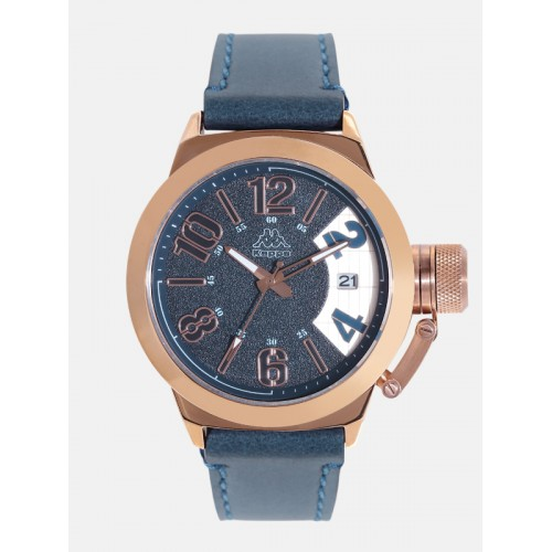 5a6e885c0d Buy Kappa Men Navy Dial Watch KP-1421M-E online | Looksgud.in