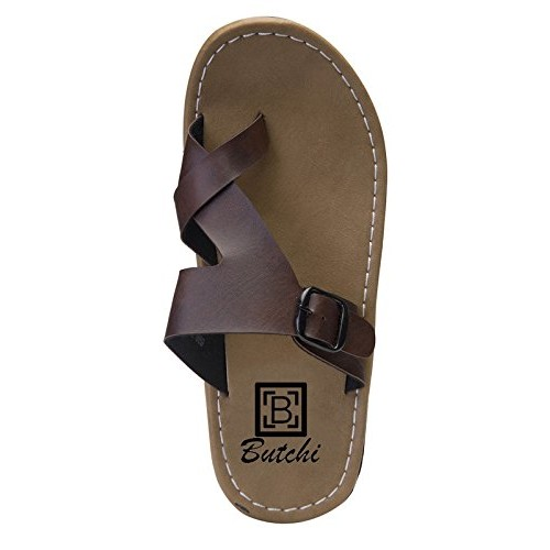 Butchi men's and boy's synthetic slippers and flip flops