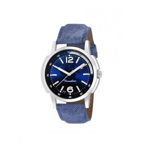 TIMEBRE Timebre Men Royal Turquoise Casual Analog Watch
