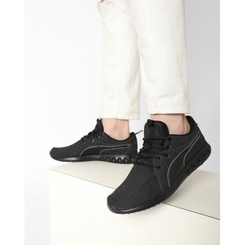 Buy Puma Carson 2 Knit Idp Charcoal Running Shoes online  fe12e1e2d