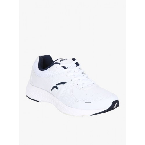 Furo By Red chief White Running Shoes