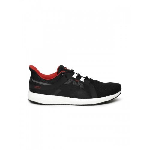 ebb71c96ceba0b Buy Puma Mega Nrgy Turbo 2 Black Running Shoes online