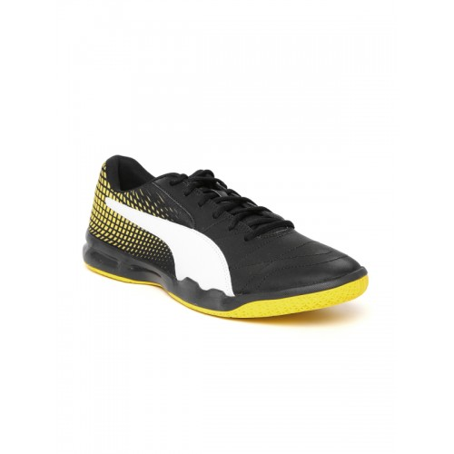 85161abac84d Buy Puma Men Black Veloz Indoor NG Badminton Shoes online
