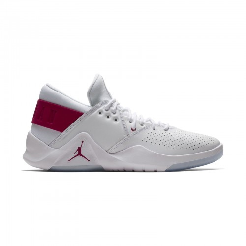 d6d35710c4d5ef ... NIKE Jordan Flight Fresh Men s Basketball Shoes White Red All Sizes 41-  ...