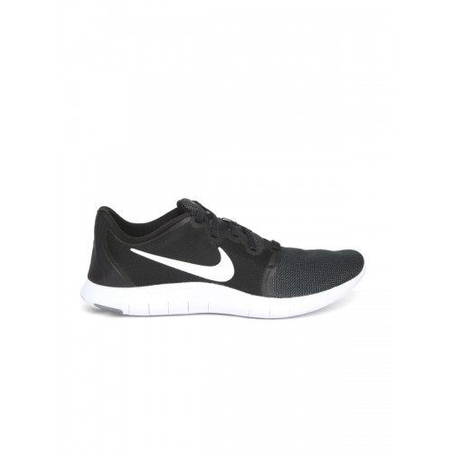 9a8e83683da8 Buy Nike Men Black Flex Contact 2 Running Shoes online
