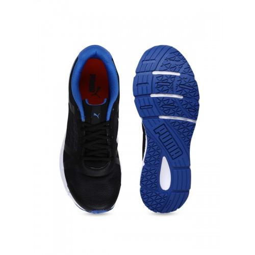 Puma Sigma IDP Running Shoes For Men(Blue, Black)