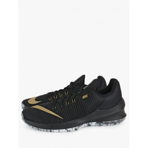 f679c8a7679ce7 Buy Nike Air Max Infuriate 2 Low Black Basketball Shoes online ...