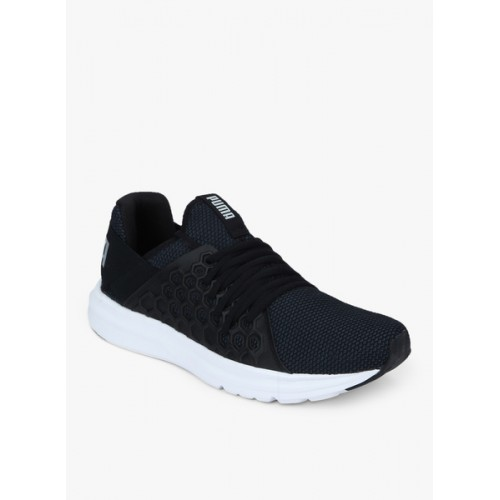 f43cea1bc0c9b3 Buy Puma Enzo Nf Black Running Shoes online