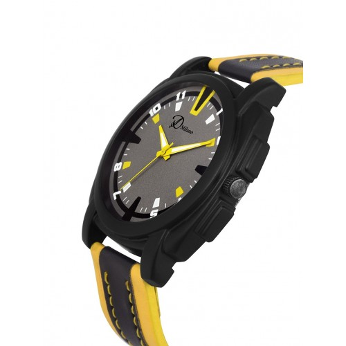 D'Milano Men Shadowy Sports Casual Analog Watch