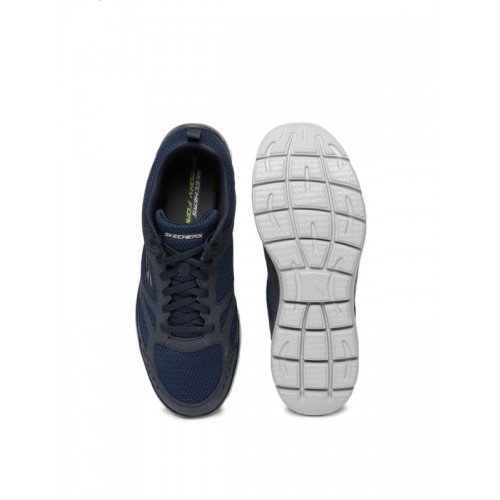 a660310abf2d Buy Skechers Men Navy Blue Summits South Rim Training or Gym Shoes ...
