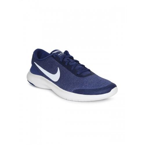 bf7eeb8b38789 Buy Nike Men Blue FLEX EXPERIENCE RN 7 Running Shoes online ...