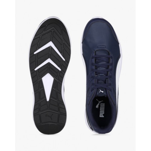 Puma Men Navy Blue Escaper SL Running Shoes