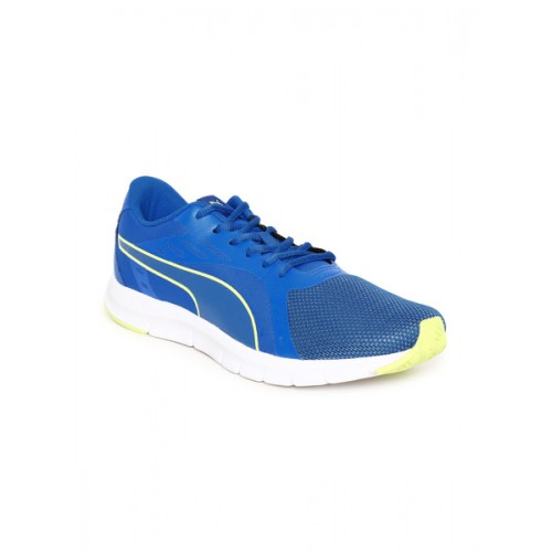 Puma Blue Running Shoes For Men