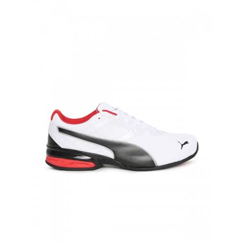 Buy Puma Men White Tazon 6 FM Sports Running Shoes online  de475a650