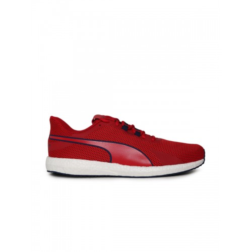 a5823cf167c9 Buy Puma Men Red Mega NRGY Turbo Running Shoes online
