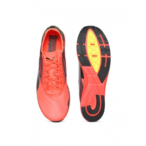 85596f7374ad Buy Puma Men Speed 100 R IGNITE 2 Running Shoes online