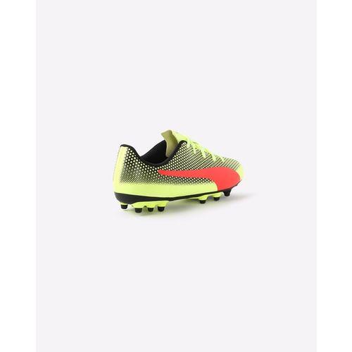 Puma PUMA Spirit AG Football Shoes For Men(Red, Green)