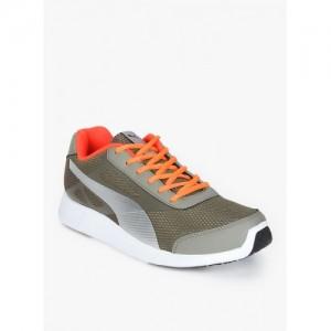 Puma Trenzo Idp Olive Training Shoes