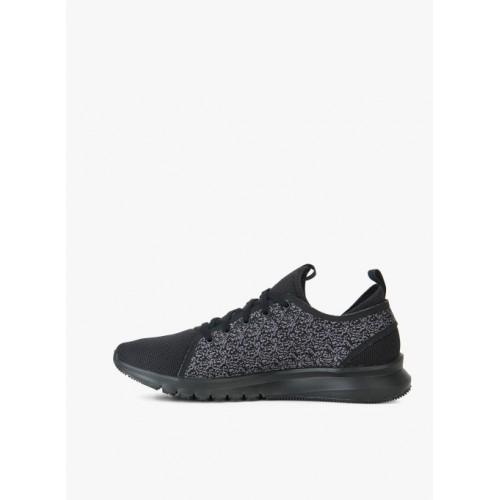 Buy Reebok Plus Lite Ti Black Running Shoes online  e625c4338