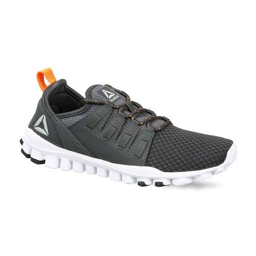 5efb73032a2 Buy Reebok Men Charcoal Grey Identity Flex Xtreme LP Running Shoes ...