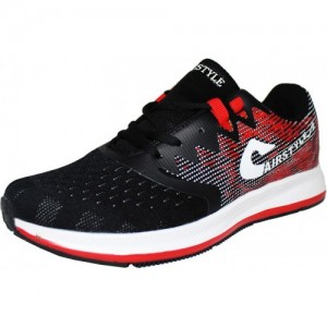 purchase cheap 939cb 4515e Max Air Sports Men s Running Shoes 8883 Black Red