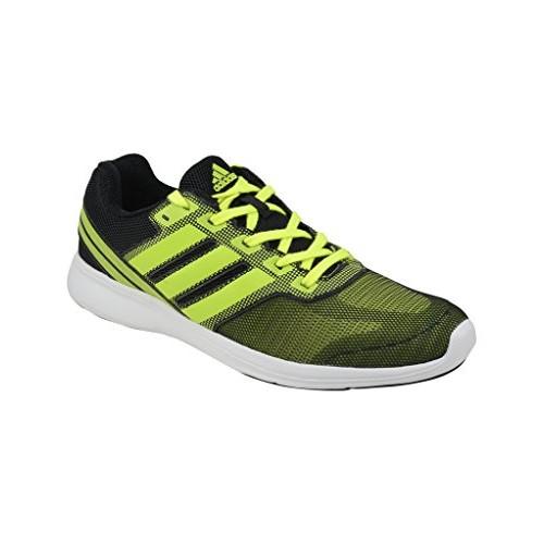 buy online 740d7 f613c ... Adidas Adi Pacer Elite Lime Green  Black Running Shoes ...