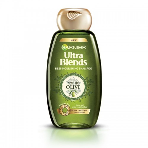 Garnier Ultra Blends Mythic Olive Shampoo,180ml