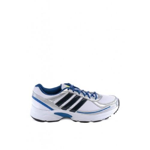 738344b3259 Buy Adidas Galba 1 White   Silver Running Shoes online