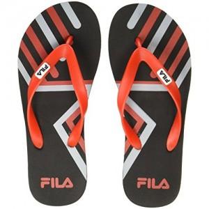 441e25cef29a Fila Men s Frank Flip Flops Thong Sandals. ₹299 Amazon. FILA Black   Green  ...