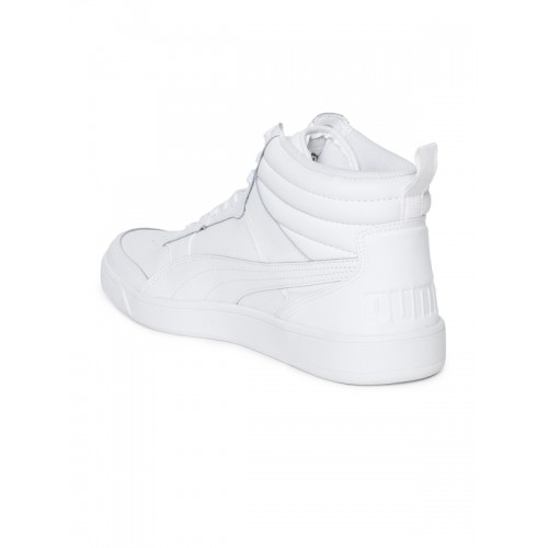 56f3724e81 Buy Puma Puma Rebound Street V2 L Idp Puma White- White Sneakers ...