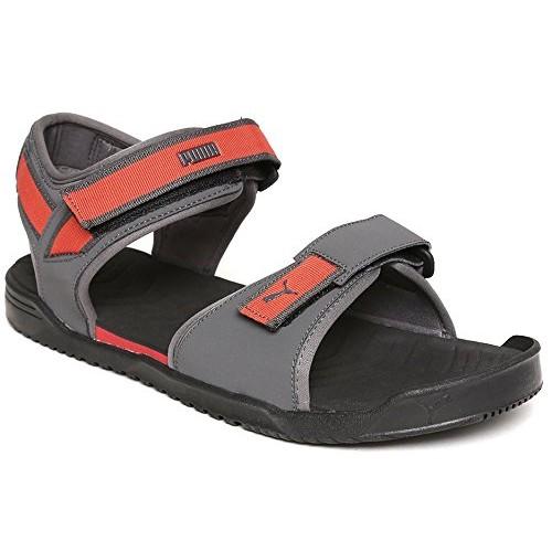 5d1e9c713894d9 Buy Puma Men s Shine IDP Sandals   Floaters online