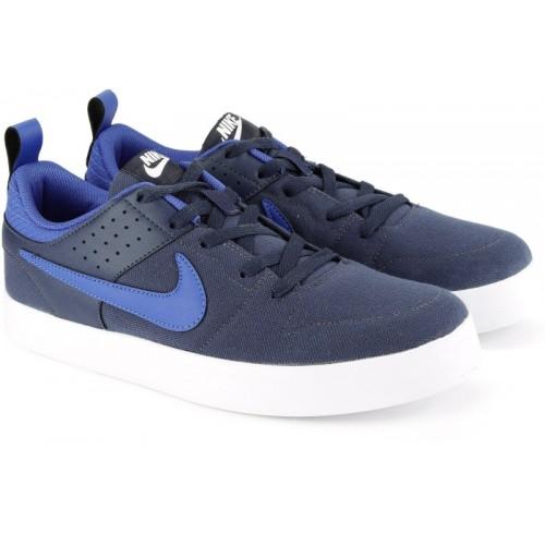 Nike Blue LITEFORCE III Sneakers For Men
