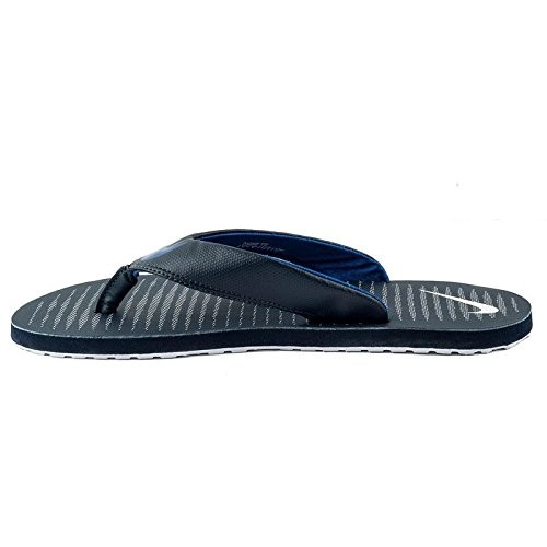 the best attitude 44179 6c712 Buy Nike Chroma Thong 5 Navy Blue Slippers For Men online ...