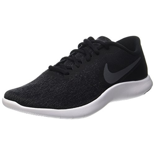 new style 9b725 53f68 ... Nike Men s Flex Contact Black Running Shoes (908983-002) ...